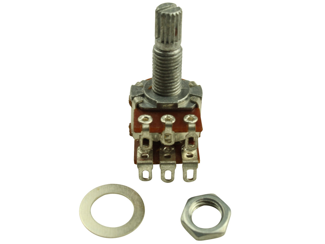Mini blend potentiometer