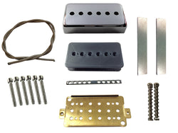 Humbucker sized P90 build kit (real P90 tone bobbin)