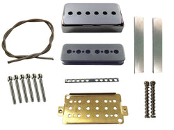 Humbucker sized P90 build kit