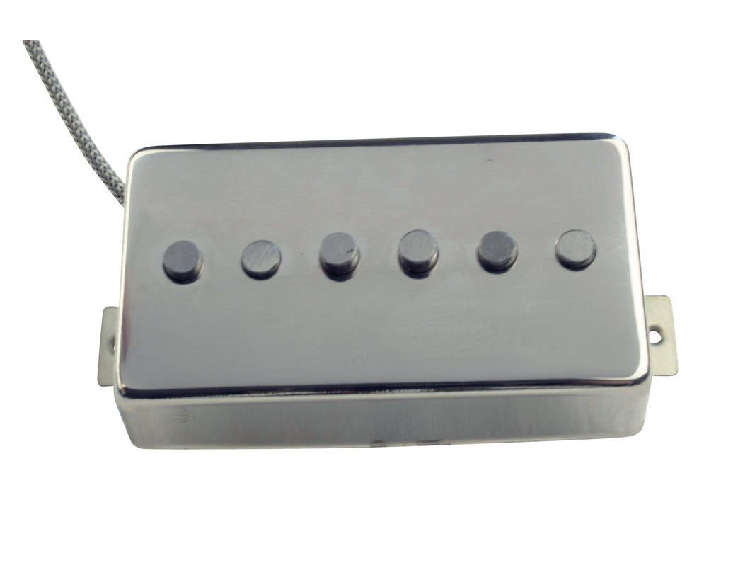 Arctic Chill humbucker sized Stratocaster single coils solderless connector setup