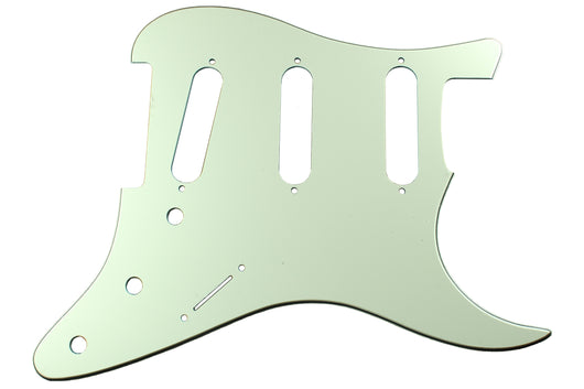 Stratocaster® SSS pickguard (drill your own mounting holes)
