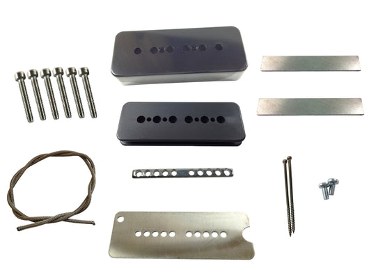 Soapbar P90 pickup build kit