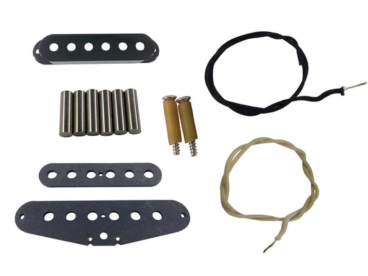 Stratocaster single coil pickup build kit