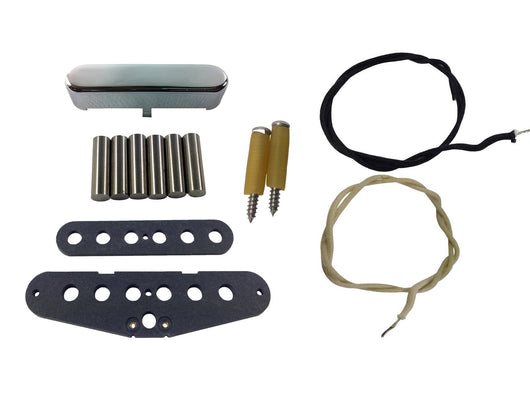 Telecaster neck pickup building kit