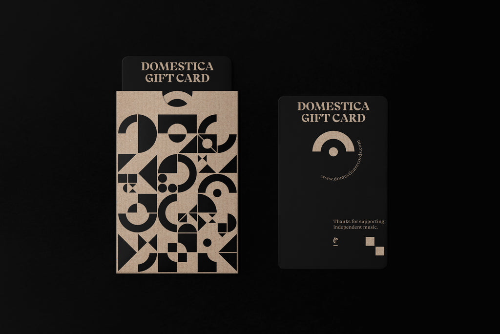 Domestica Gift Cards are now available!