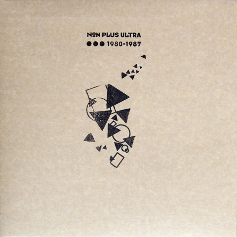 "DOM03-L: V/A ""Non Plus Ultra 1980-1987"" LP"