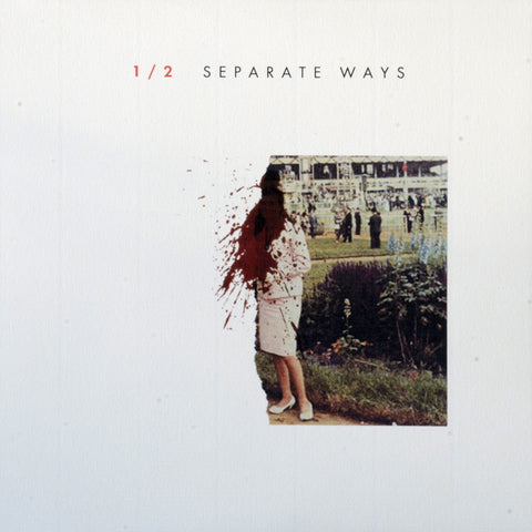 "DOM01-S: 1/2 ""Separate Ways/P.S. I Love You"" Single 7''"