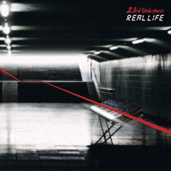 "23rd Underpass ""Real Life"" 2XLP [NADA 1]"