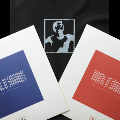 "DOM14-L+DOM15-L: Handful Of Snowdrops ""Unreleased & Demos 1984-1986 + Land Of The Damned"" 2XLP"