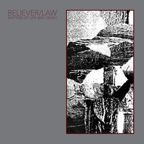 "Believer/Law ""Matters Of Life And Death"" EP 12'' [CH-278]"