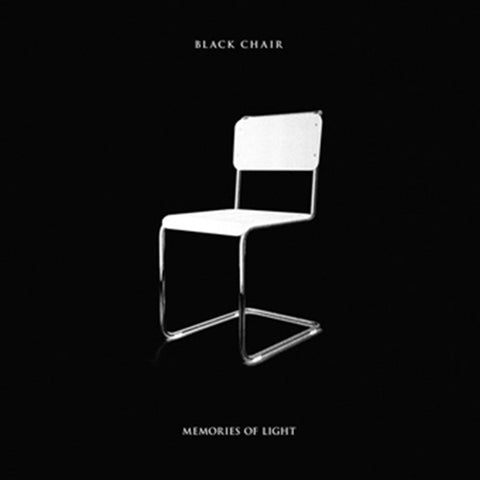 "Black Chair ‎""Memories Of Light"" EP 12'' [DDR013]"