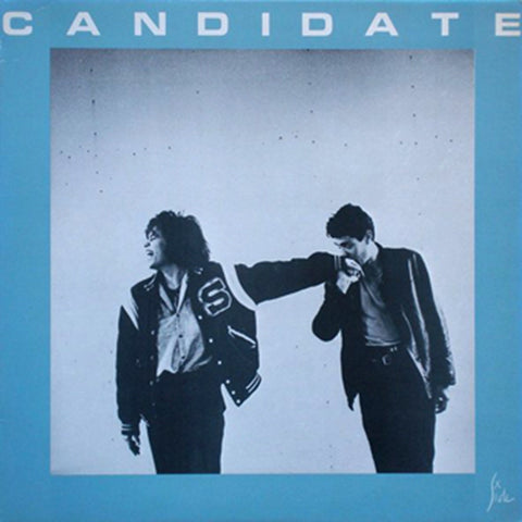 "Candidate ""Side By Side"" LP [dsr098LP]"