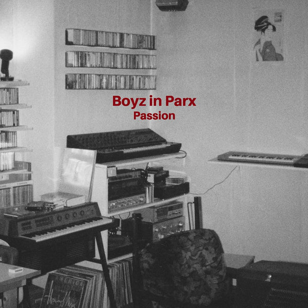 "Boyz In Parx ""Passion"" LP [LP15]"