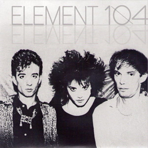"Element 104 ""East Side Of Heaven"" Single 7'' [Krach027]"