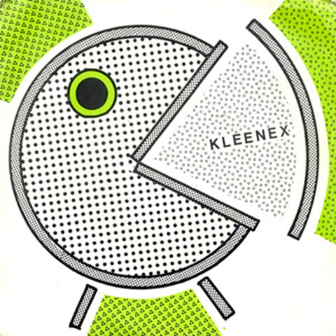 "Kleenex ‎""Ü/You"" Single 7'' [RT014]"