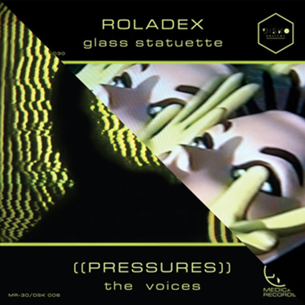"((PRESSURES)) / Roladex ""Split"" Single 7'' [MR-030]"
