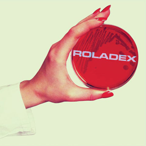 "Roladex ‎""Anthems For The Micro-Age"" LP [MR-031]"