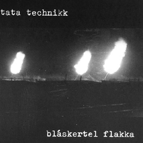 "Tata Technikk ""Bláskertel Flakka"" Single 7'' [hertz047]"
