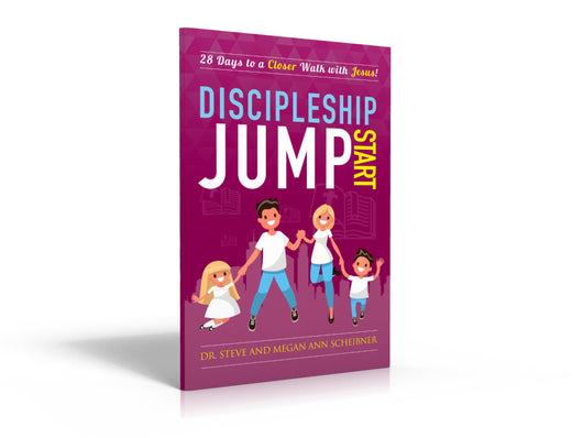 28 Day Discipleship Jumpstart