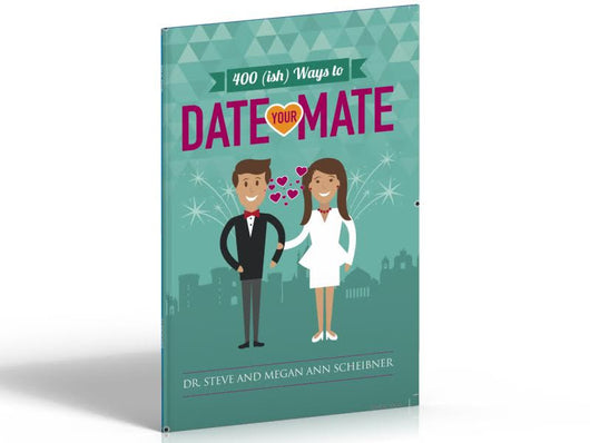 Date Your Mate Book: 400(ish) Ways to