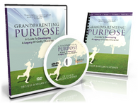Grandparenting with Purpose SET (DVD+2Workbooks)