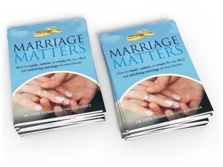 Marriage Matters Workbook ONLY