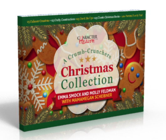 Christmas Collection Book: A Crumb Cruncher's