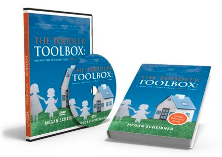 Toddler Toolbox SET (DVD+Reference Book)