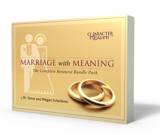 Marriage BUNDLE 12-items: Marriage with Meaning