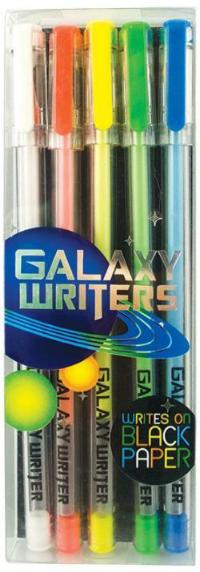 Galaxy Writers Gel Pens