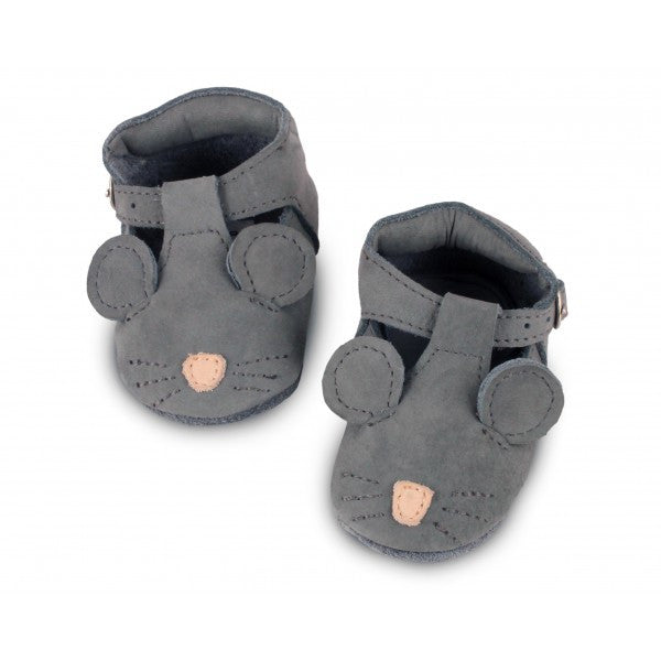 Mouse Nubuck Gray