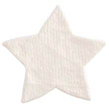Cable Star Blankie