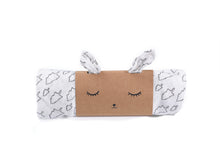 Organic Muslin Swaddle - Trees