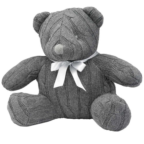 Cable Teddy Bear