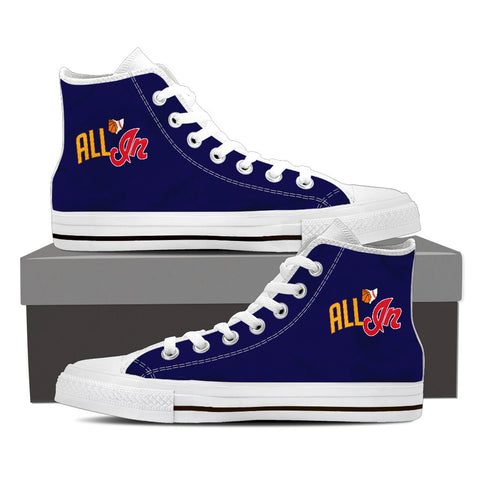 AI Limited Edition Men's High Tops