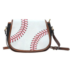 Baseball Lover Saddle Bag