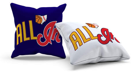 AI Limited Edition Pillowcase