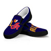 Image of AI Navy Women's Slip-on Shoes