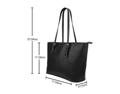 AI Limited Edition Large Leather Tote