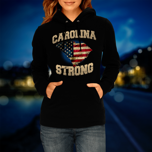 South Carolina Strong Black Hoodie