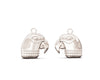 Anona Parrot - 18ct White Gold Earrings