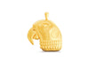 Anona Parrot - 18ct Yellow Gold Pendant