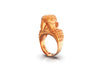 Anona Parrot - 18ct Rose Gold Ring