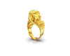 Anona Parrot - 18ct Yellow Gold Ring