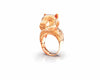 Bertuo Leopard - 18ct Rose Gold Ring