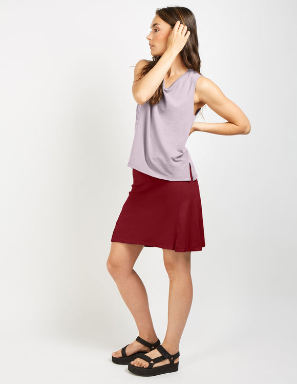 Fitzroy Sleeveless Top