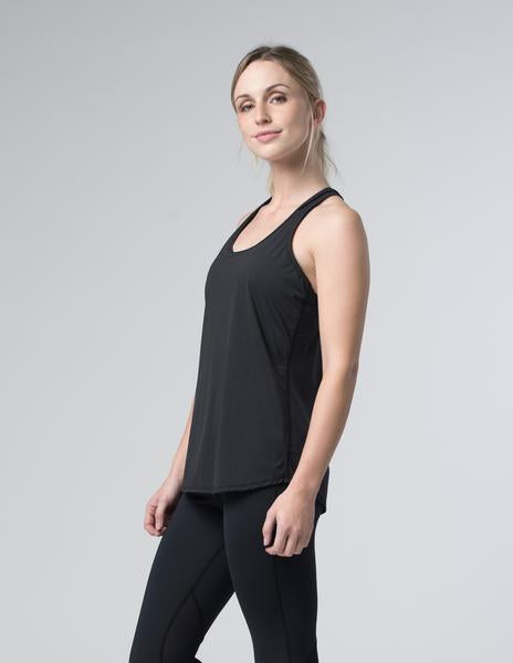 Willow Tank - Black