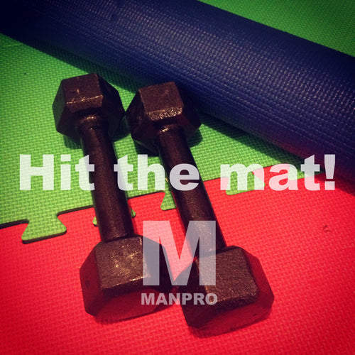 Hit The Mat!