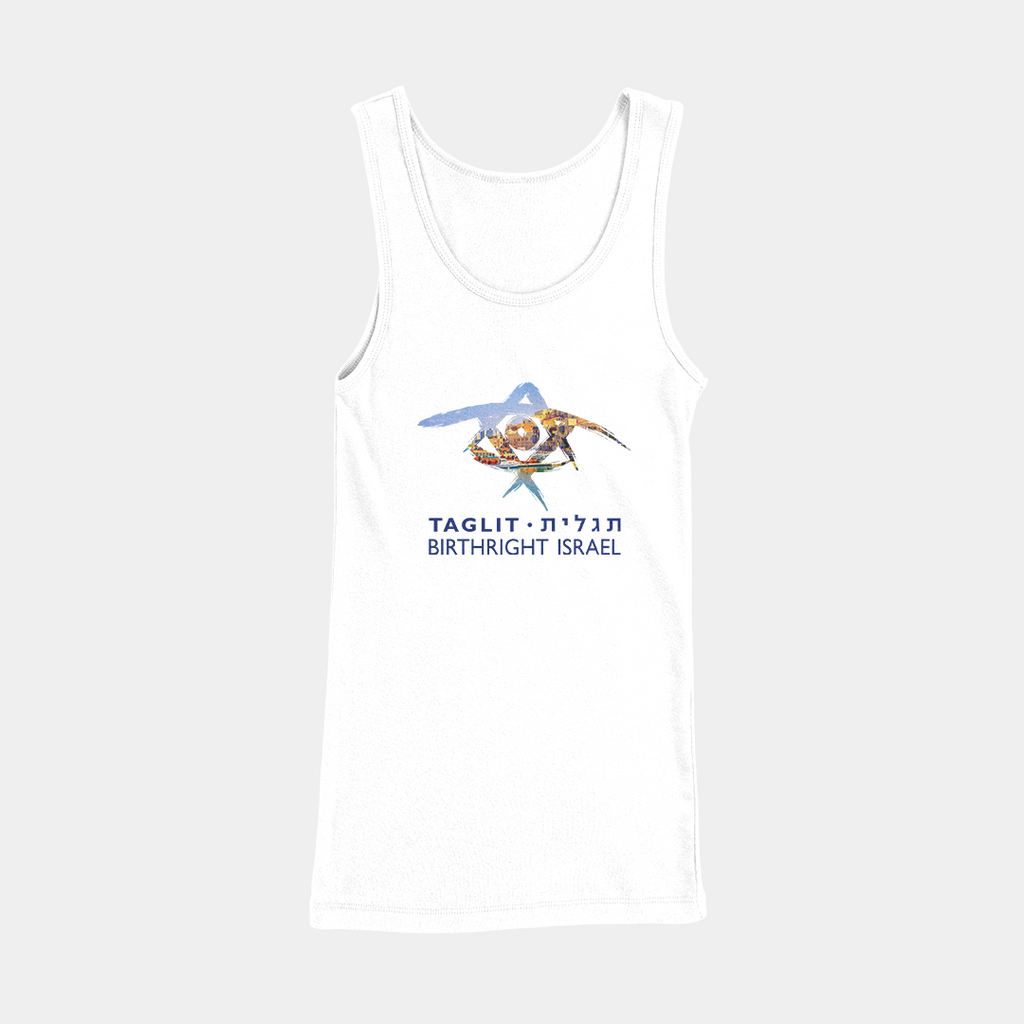 Women's Views of Israel Tank Top
