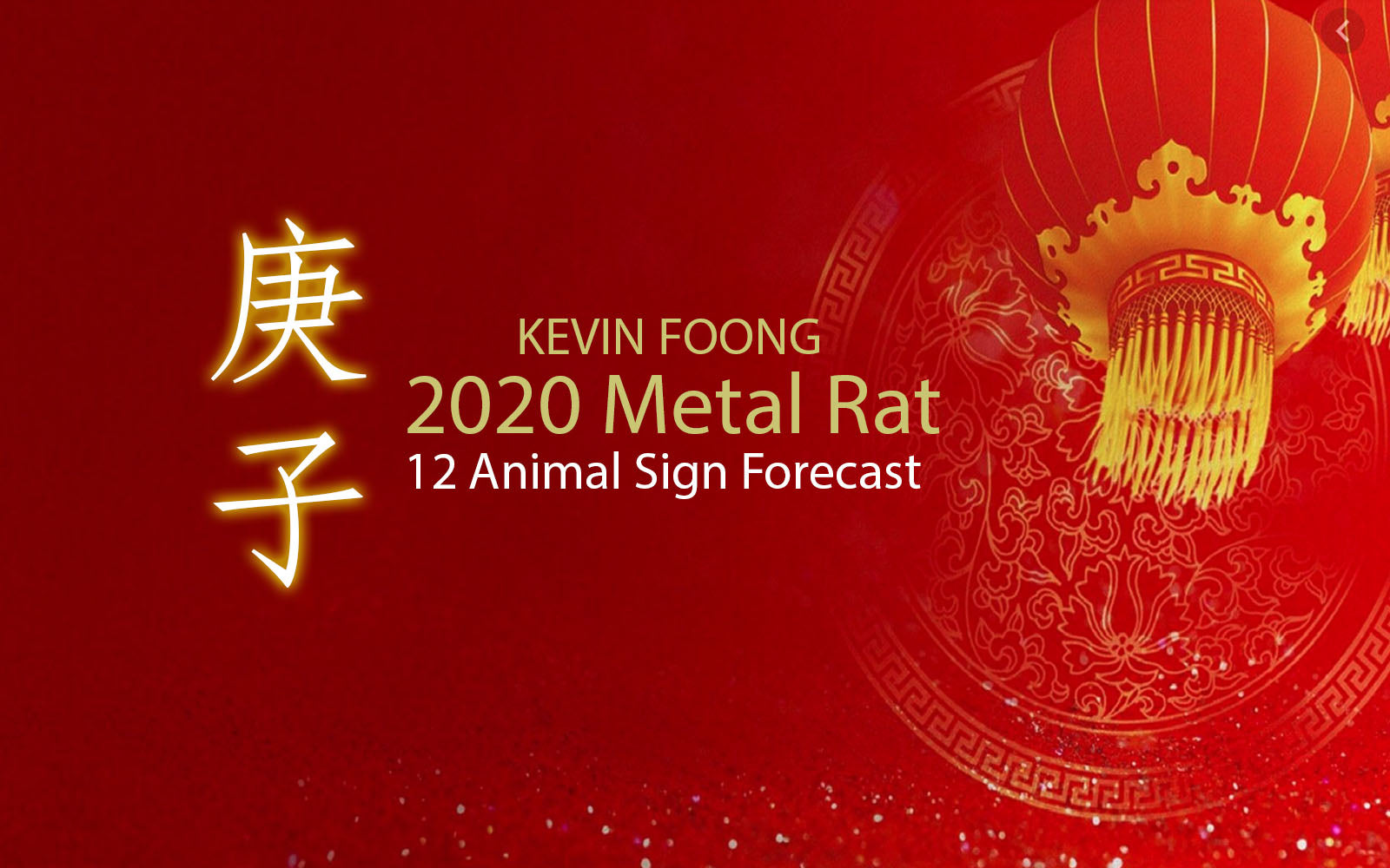 2020 Metal Rat 12 Animal Forecast